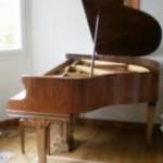 Piano Crapaud Gaveau