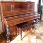 Piano droit Gaveau