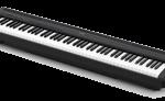 Piano numerique pour stand pliable